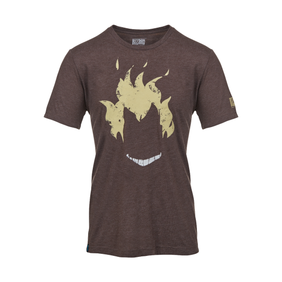 Junkrat mugshot png. Overwatch shirt men s
