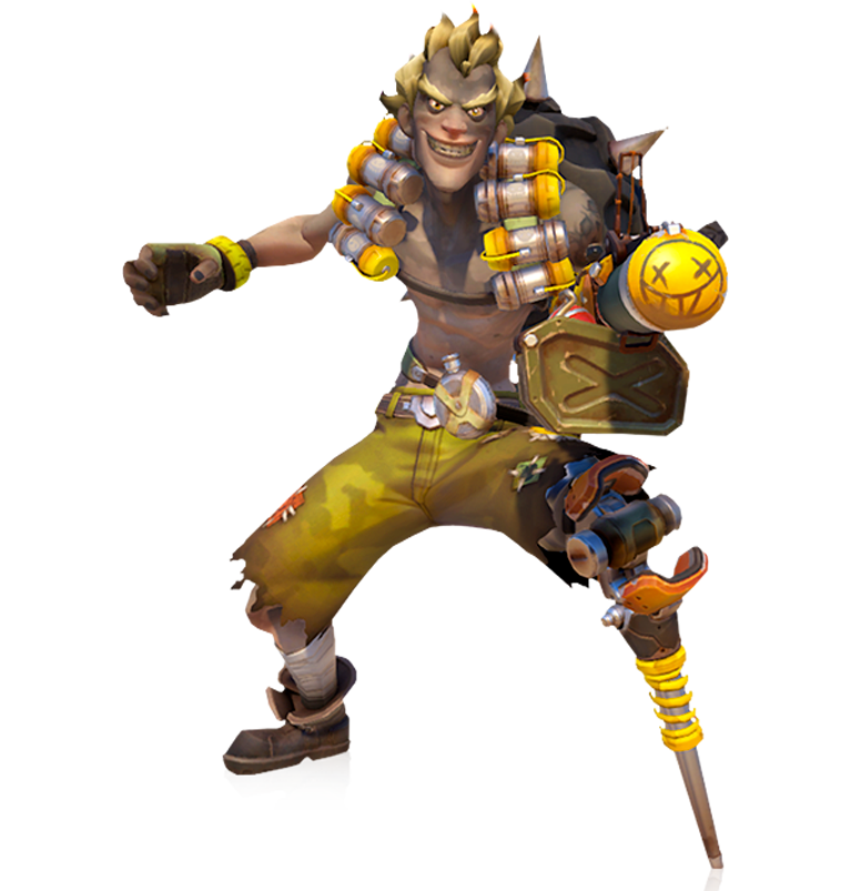 Junkrat png. V video games thread