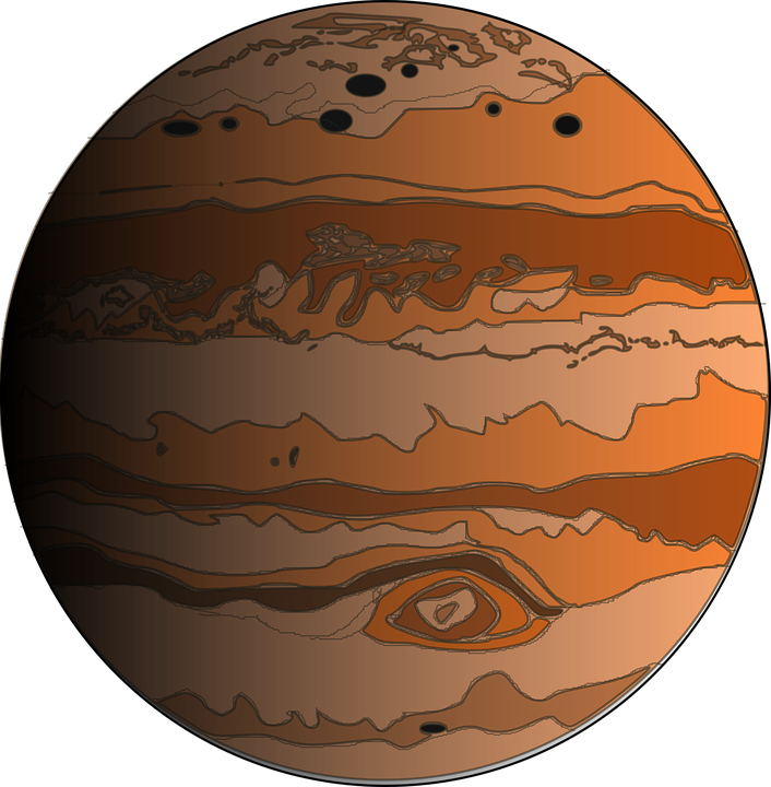 jupiter clipart 9 planet