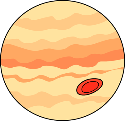 jupiter clipart venus planet