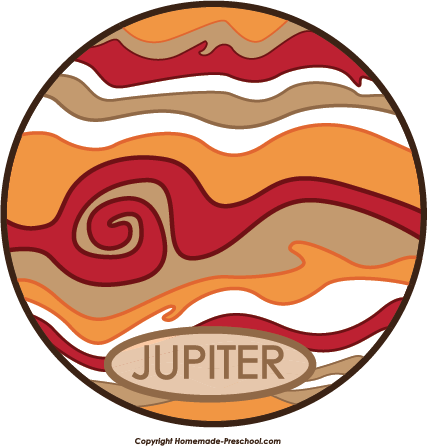 Jupiter clipart astronomy. Free click to save