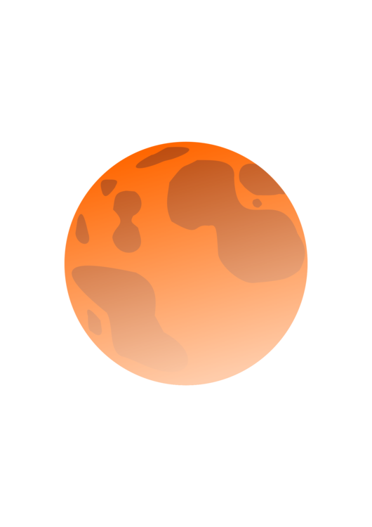 Mars clipart icon. Planet jupiter computer icons
