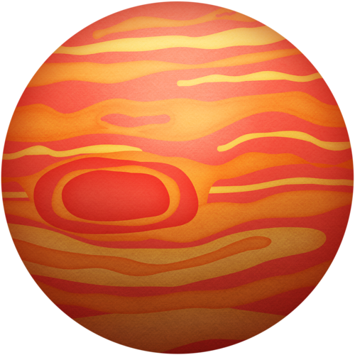 Jupiter clipart drawing. Overthemoon out of this