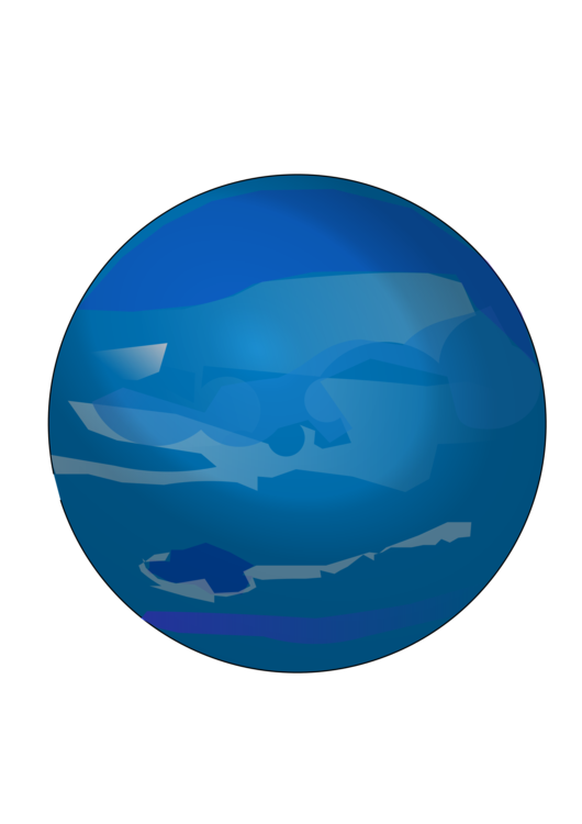 Neptune clipart png. Discovery of uranus the