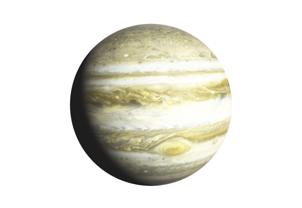 Jupiter planet png. Stock by extraterrestrialarts on