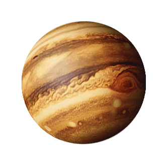 Jupiter png. Transparent stickpng download