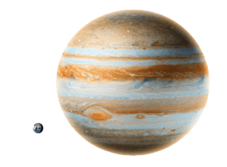 Jupiter png. Satellite transparent stickpng download