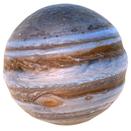 Jupiter png. Icon bumpy planets iconset