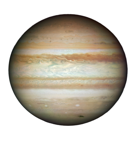 Jupiter png. File wikimedia commons other