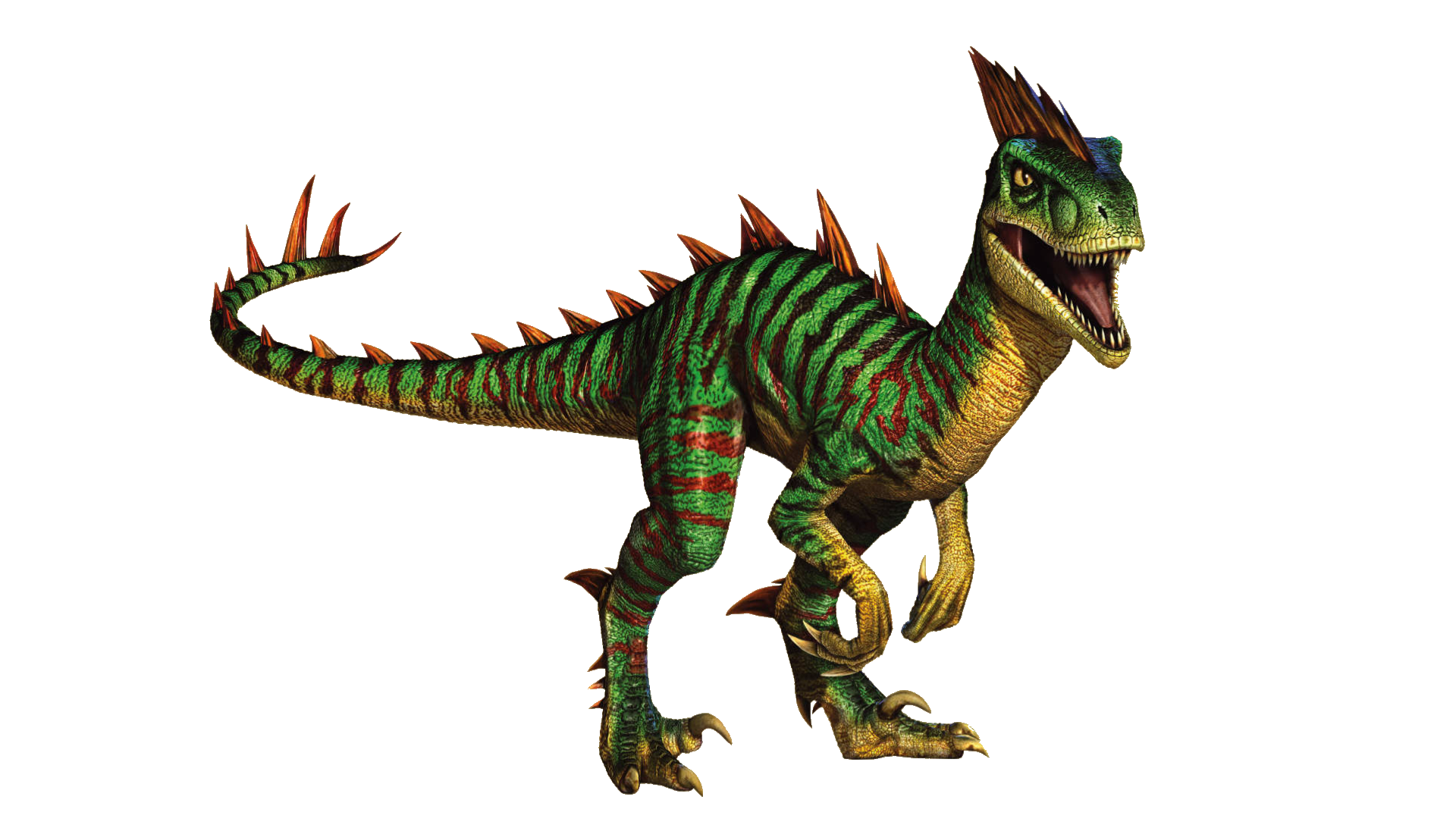 Velociraptor transparent. Image png jurassic world