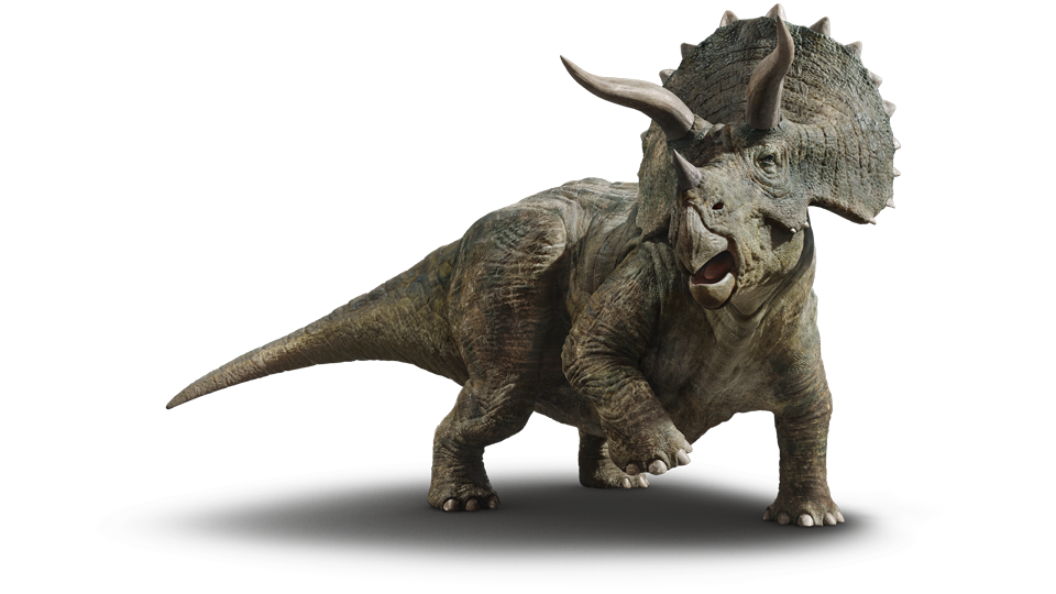 Jurassic world dinosaurs png. Characters movie intel triceratops