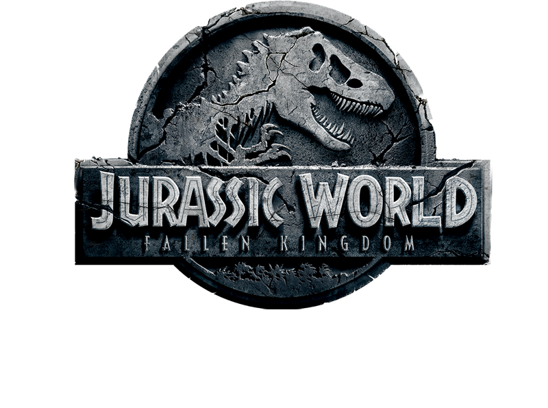 Jurassic world fallen kingdom logo png. Moviebill is in theaters