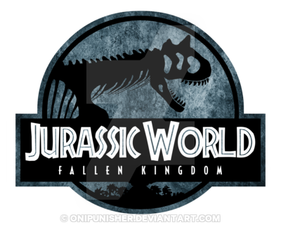 Jurassic world fallen kingdom logo png. Carno old by onipunisher