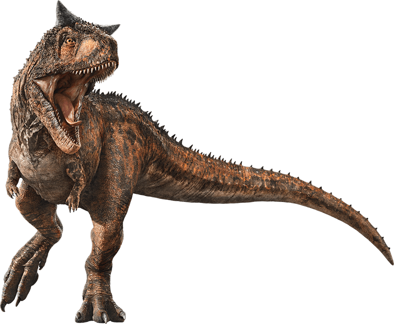 Jurassic world png. Image carnotaurus updated by