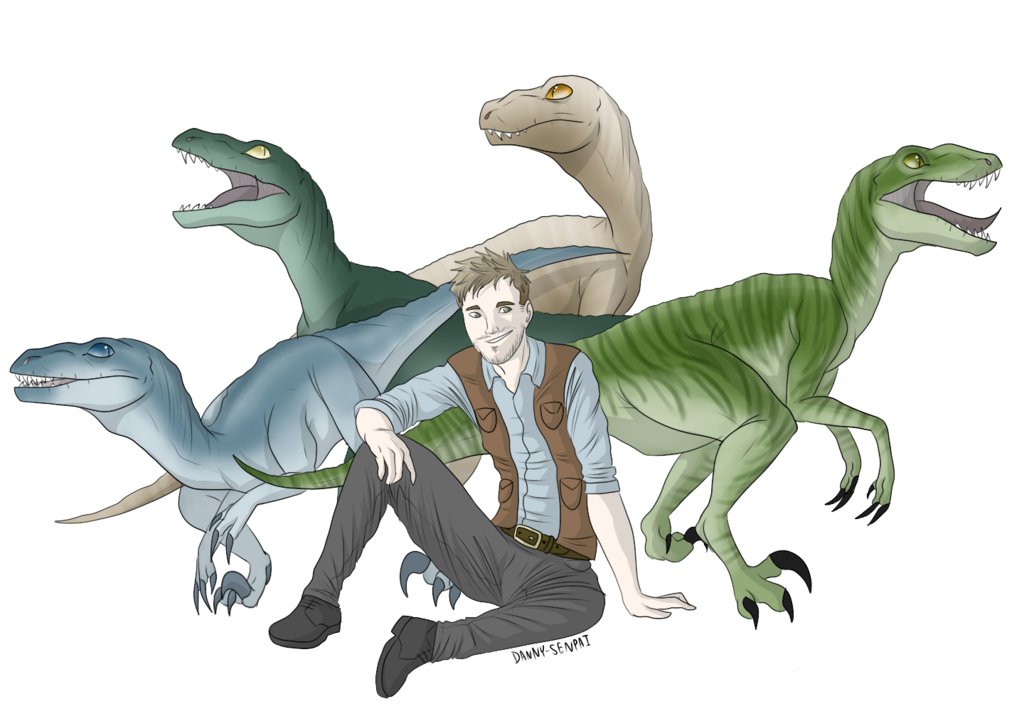 Jurassic world raptor png. Squad park know your