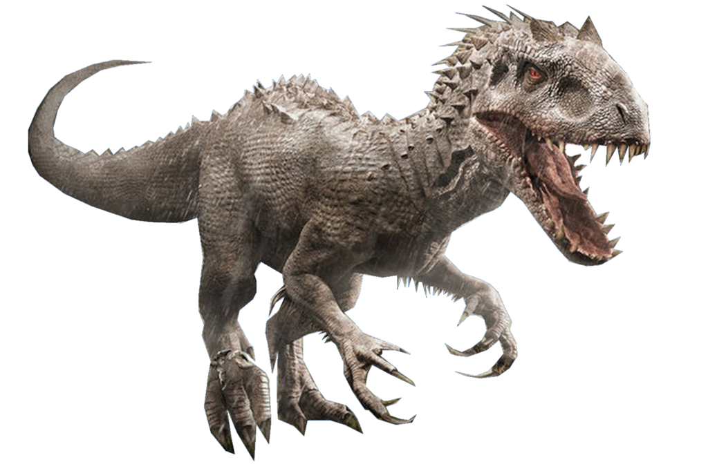 Hybrid drawing jurassic world. Indominus rex by kaijudialga