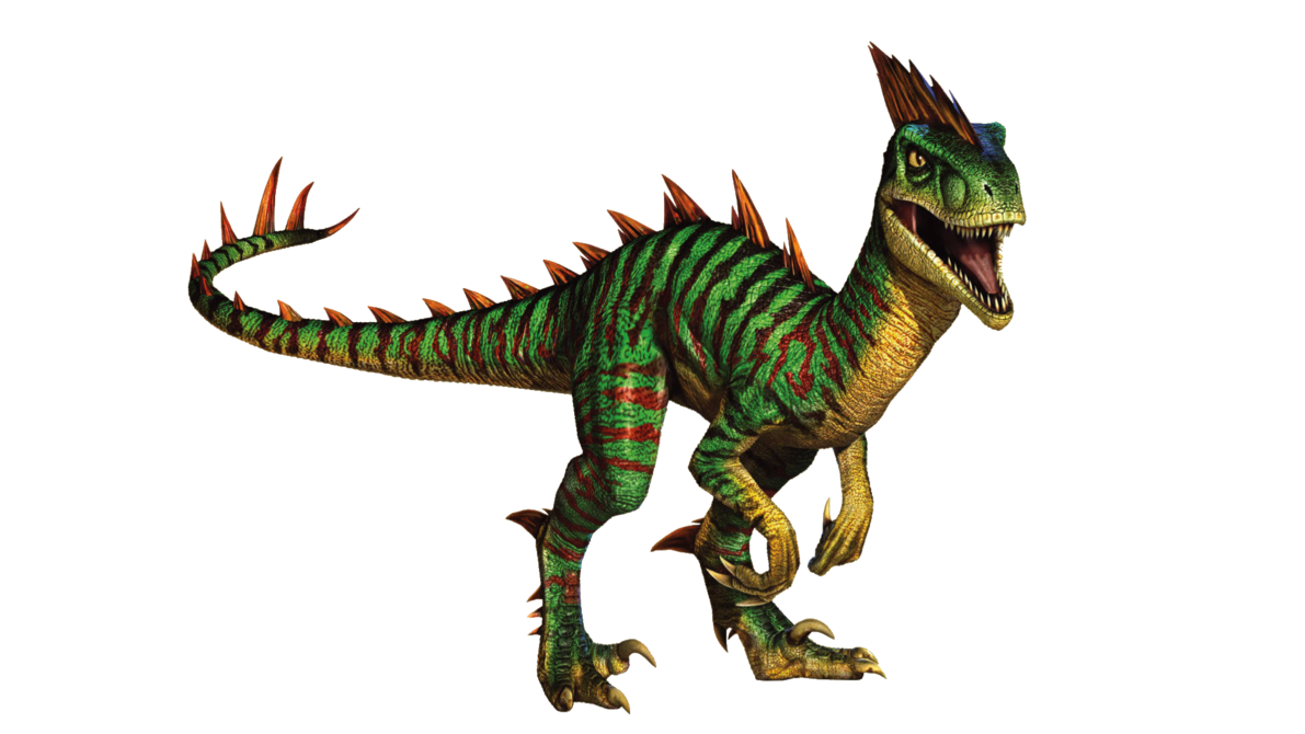 Jurassic world raptor png. Image the game hybrid