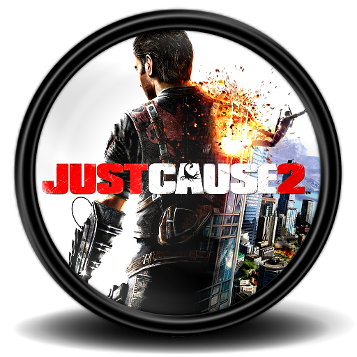 Just cause 2 png