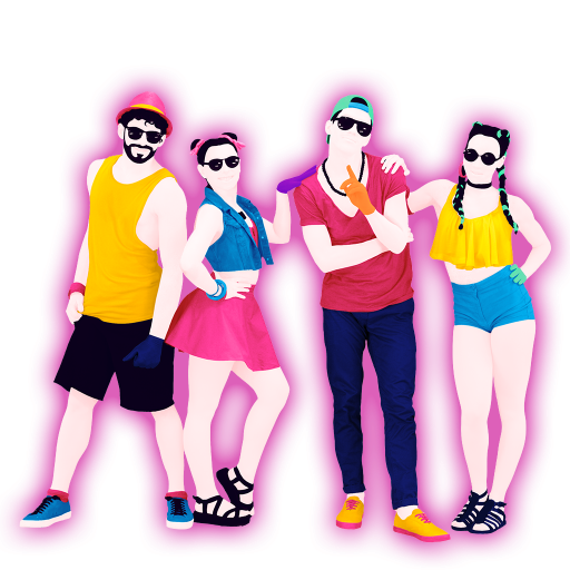 just dance 2018 png