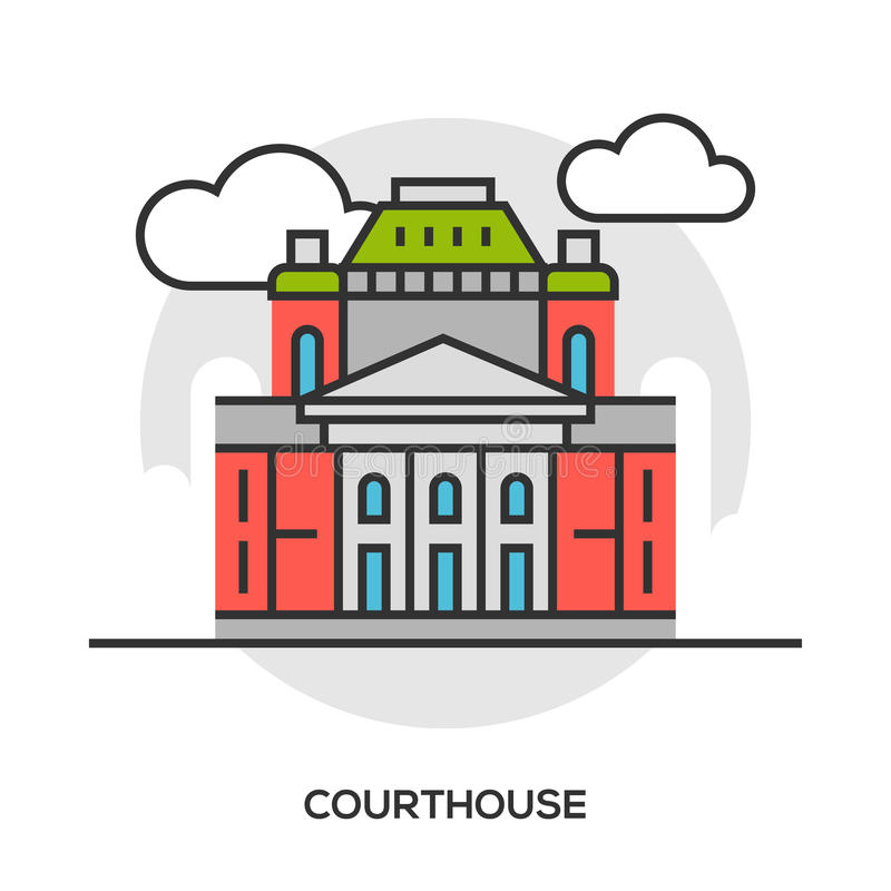 Justice clipart common law. Court or tribunal courthouse image download