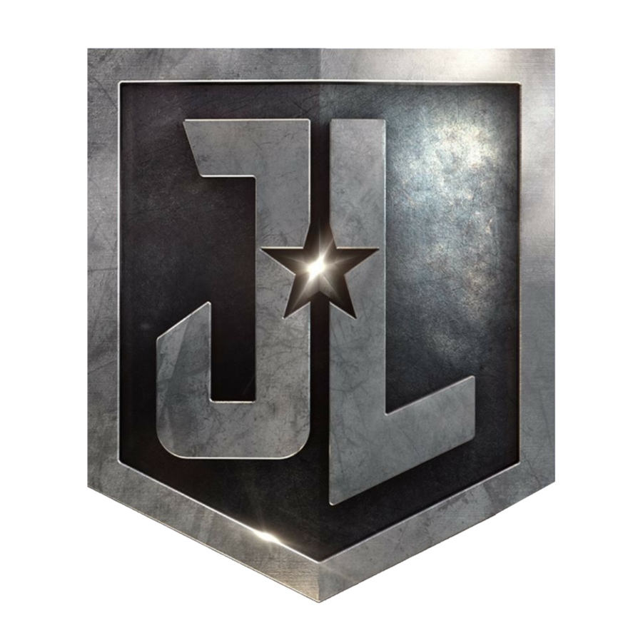 Justice league logo png. Transparent by asthonx on