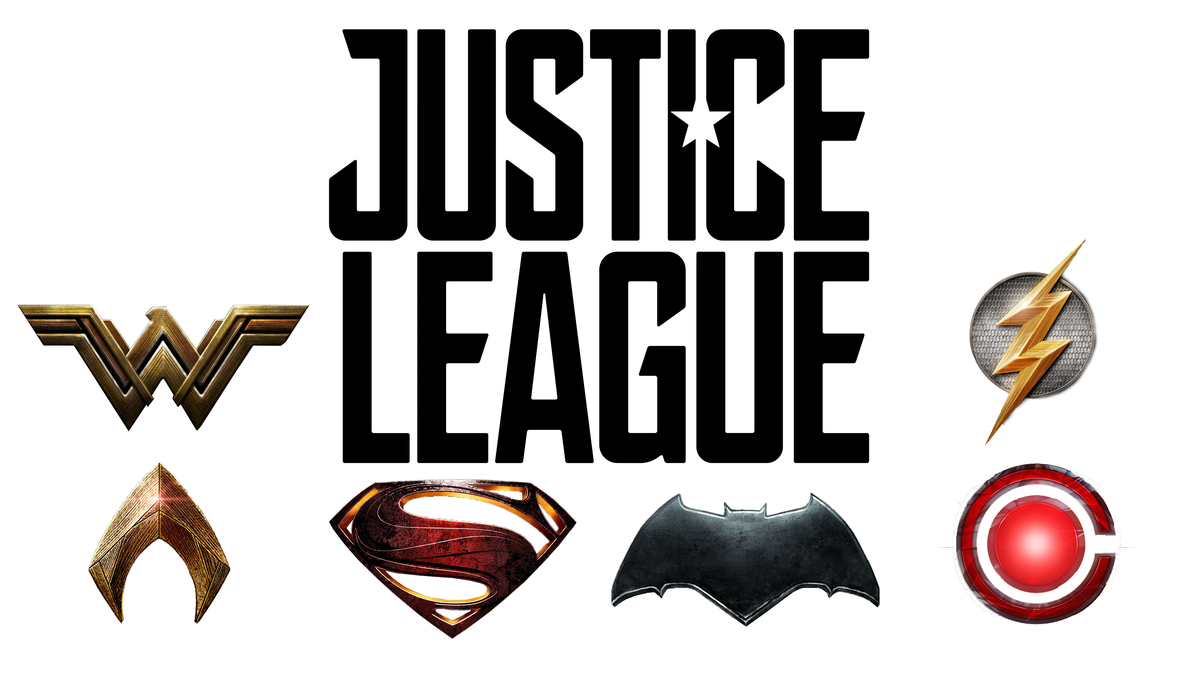 justice league movie logo png