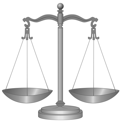 Justice transparent weight. Download scales free png
