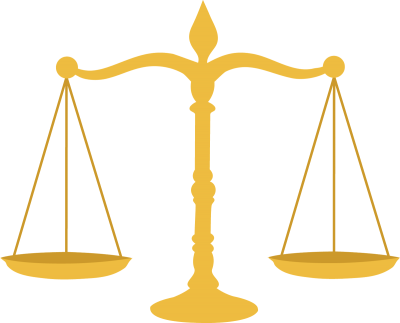 Justice transparent weight. Weights clipart cute borders