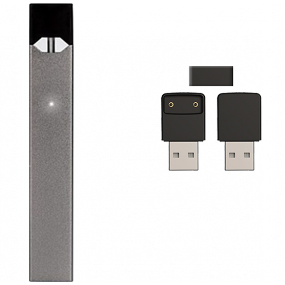 Juul transparent usb. Custom skin