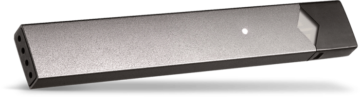 juul transparent grey