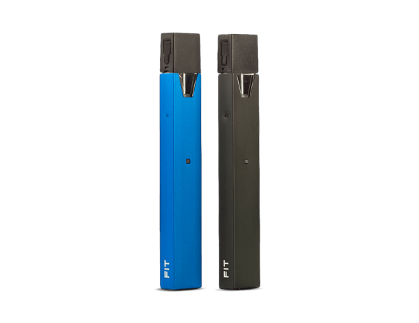 Juul transparent blue red. What you need to