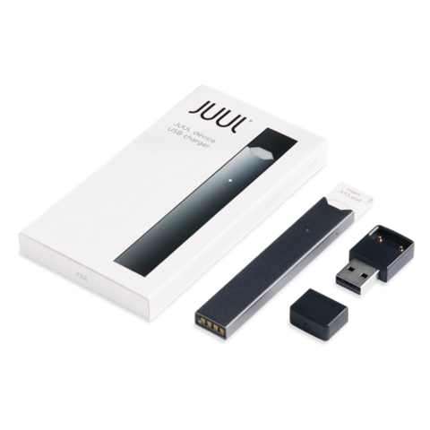 Juul transparent drawing. Basic kit currently sold