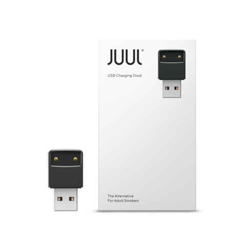 juul transparent usb