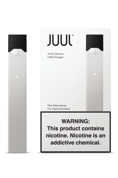 Juul transparent triangle. Starter kit best e