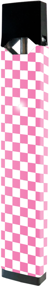 Juul transparent pink. Download checkers png image