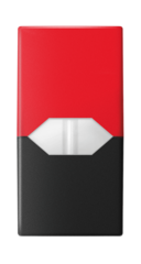 Juul transparent pods. Pack of official store