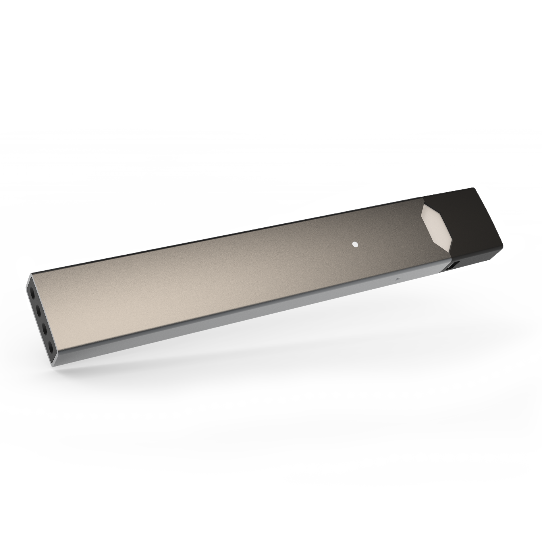 Juul transparent triangle. Vaporizer vapors and things
