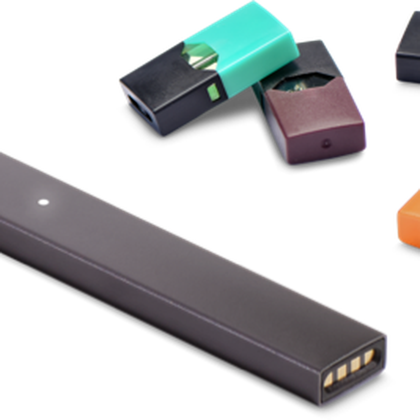 Juul transparent usb. The fda is coming