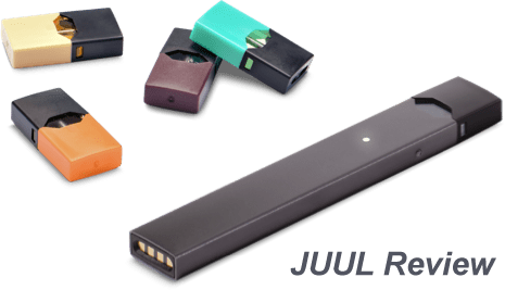 Juul transparent vape. Starter kit review is