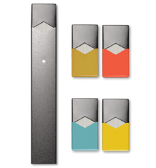 Juul transparent vape. The eciggy electronic cigarettes