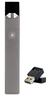Juul transparent version. Pulse limitless ply rock