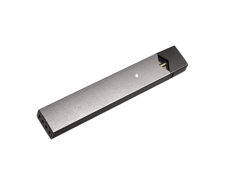 Juul transparent. Device colormyjuul