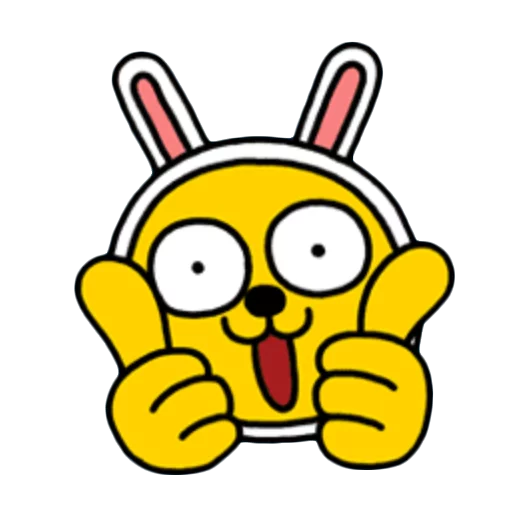 Kakao friends png. And naver cashing in
