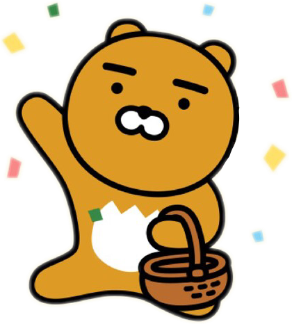kakao friends png