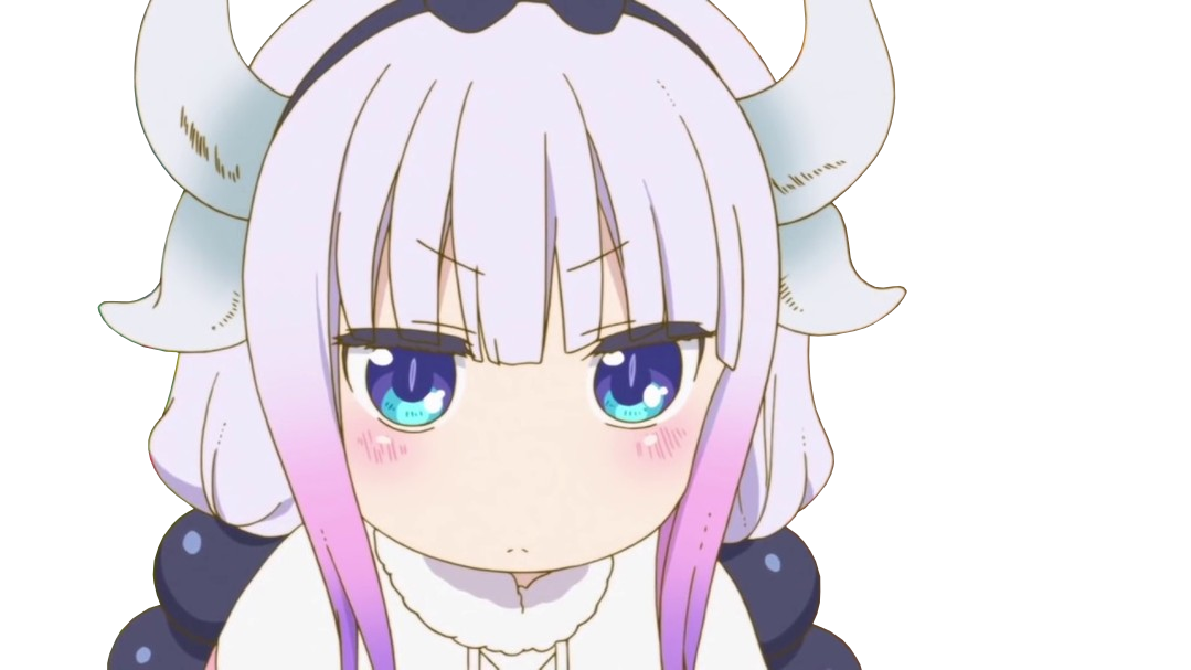 Kanna transparent png. Render by ashleytheskitty on