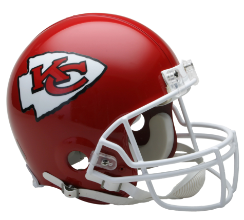 Kansas city chiefs helmet png