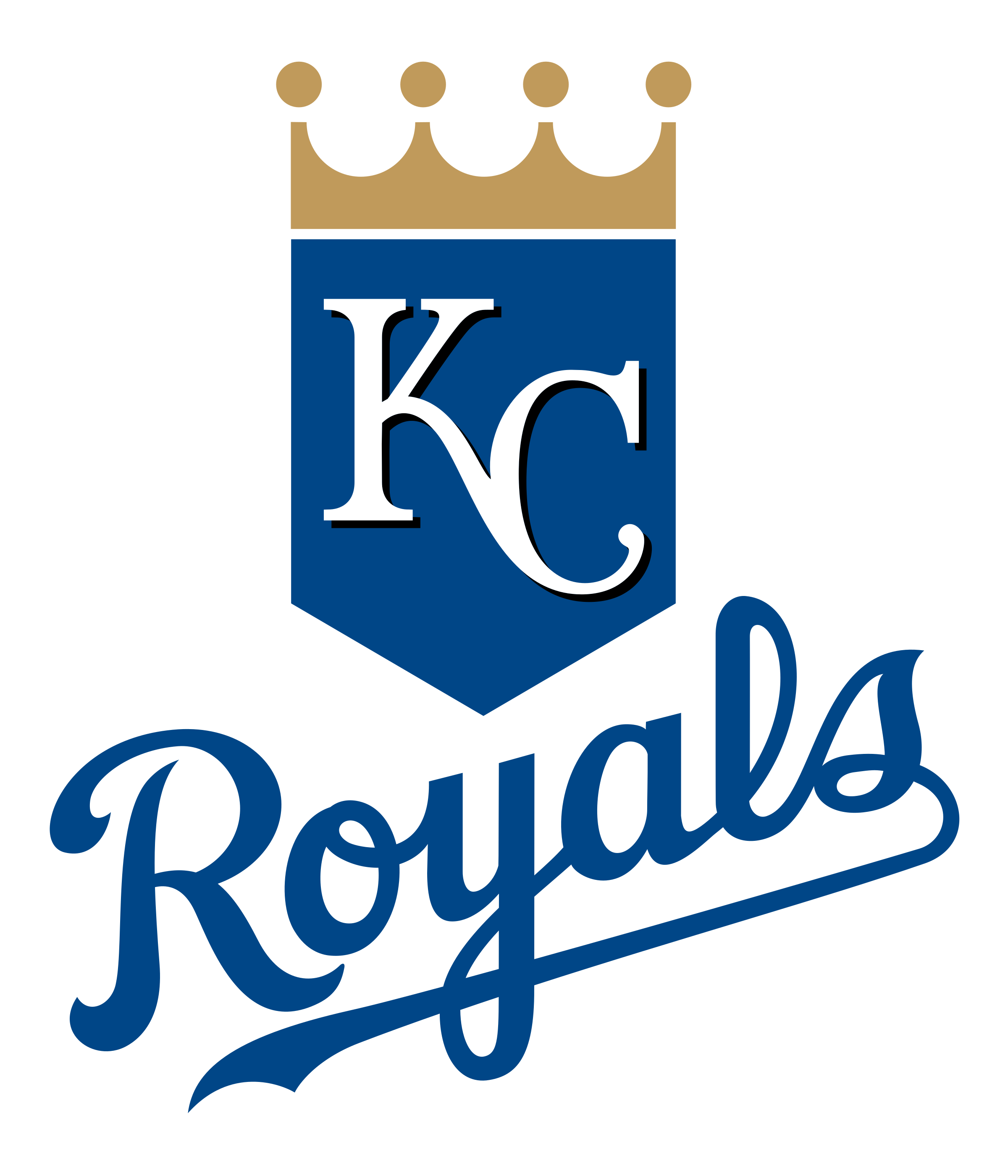 Houston vector city. Kansas royals logo png