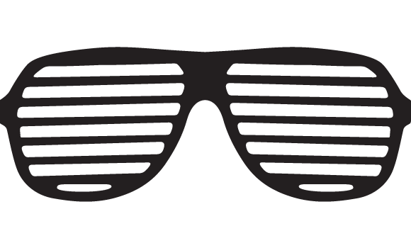 Kanye glasses png. Guess the famous eyewear