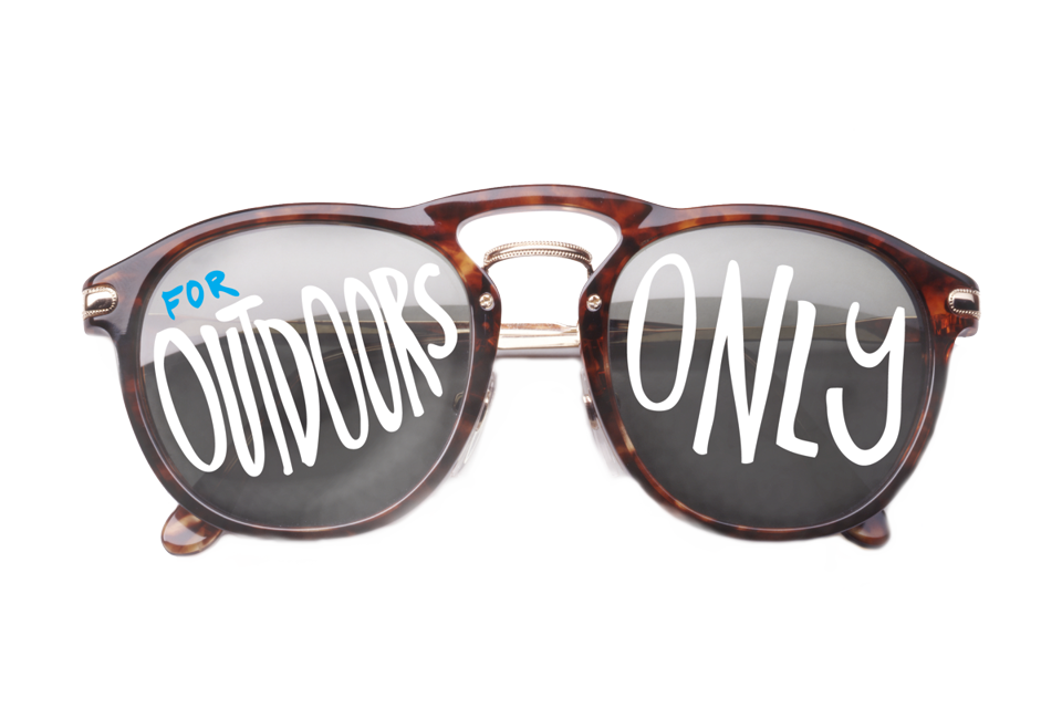 Kanye sunglasses png. Do you wear at