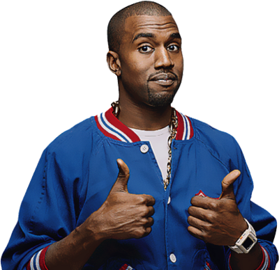 Kanye west png. Transparent images pluspng download